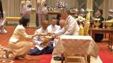 สมเด็จพระเจ้าอยู่หัว พระราชทานพระราชวโรกาสให้ตัวแทนไทยพีบีเอส เข้าเฝ้าฯ เพื่อรับโล่พระราชทาน