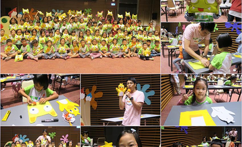 """Thai PBS kids Camp """"สอนศิลป์ สอนประดิษฐ์"""" กับรายการสอนศิลป์ 23/10/2015 22:48:00"""