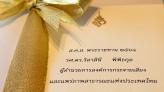 สมเด็จเจ้าฟ้าฯ กรมพระศรีสวางควัฒน วรขัตติยราชนารี พระราชทาน ส.ค.ส. ปีใหม่ 2564 แก่ไทยพีบีเอส