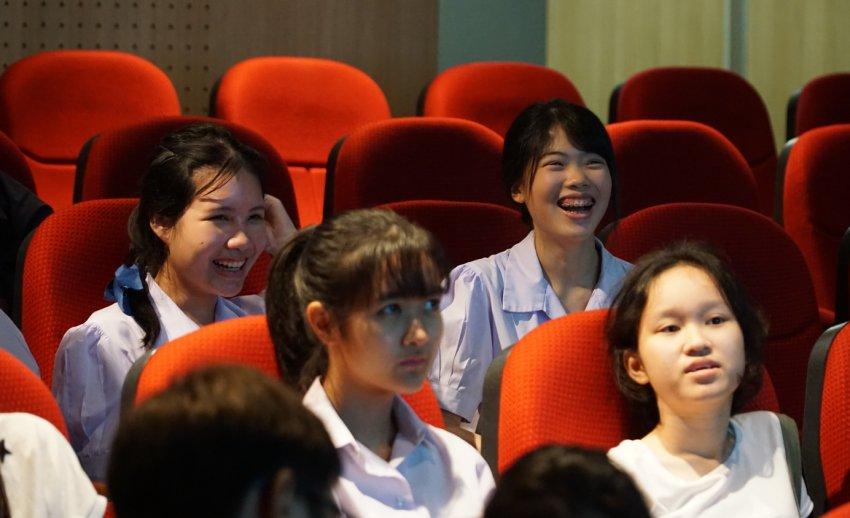 ไทยพีบีเอส ต้อนรับคณะเยี่ยมชมจากโครงการ Onces Thailand