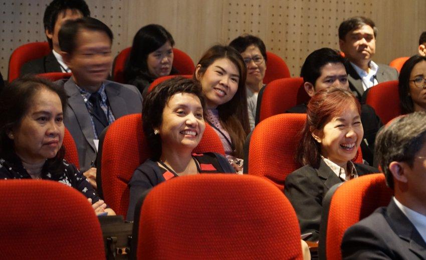 ไทยพีบีเอส ต้อนรับคณะเยี่ยมชมจากกลุ่มสถาบันแพทยศาสตร์แห่งประเทศไทย