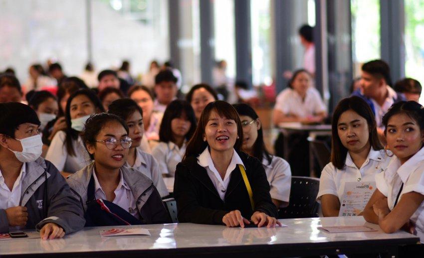 ไทยพีบีเอส ต้อนรับคณะเยี่ยมชมจากคณะบริหารธุรกิจ เศรษฐศาสตร์และการสื่อสาร มหาวิทยาลัยนเรศวร