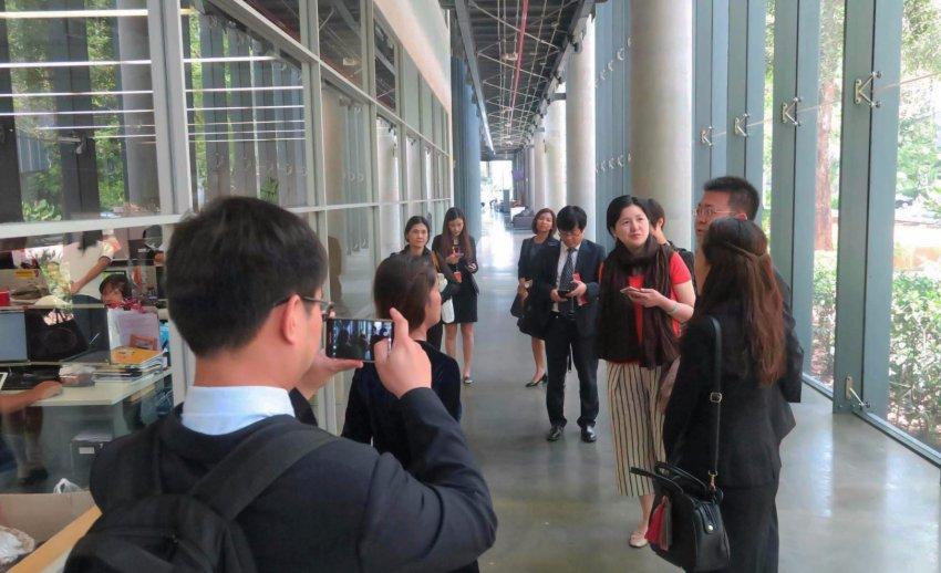 ไทยพีบีเอส ต้อนรับคณะเยี่ยมชมจากกรมกิจการเด็กและเยาวชน พร้อมคณะผู้บริหารและเจ้าหน้าที่สหพันธ์เยาวชนแห่งชาติจีน