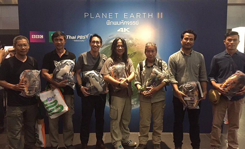 """สุดยอดสารคดีสัตว์ระดับโลก """"พิภพมหัศจรรย์ PLANET EARTH II"""" เริ่ม 5 เม.ย.นี้ ทางไทยพีบีเอส"""