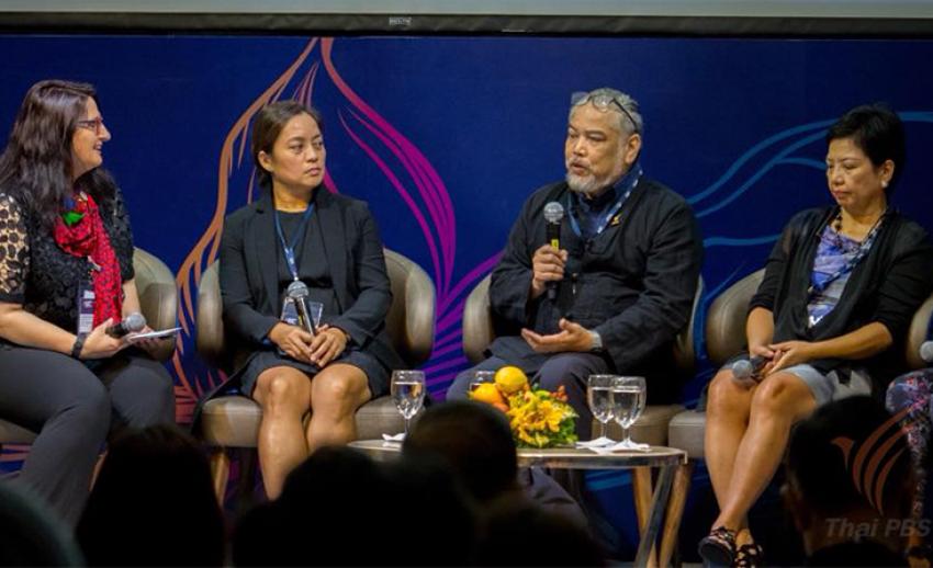 ไทยพีบีเอส ร่วมเป็นเจ้าภาพจัดงานตลาดภาพยนตร์สารคดี Asian Side of The Doc Thailand 2018